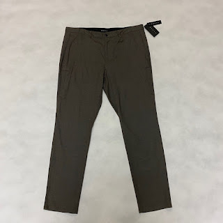 "Theory New French Grey ""Connal"" Trousers Sz. 38"