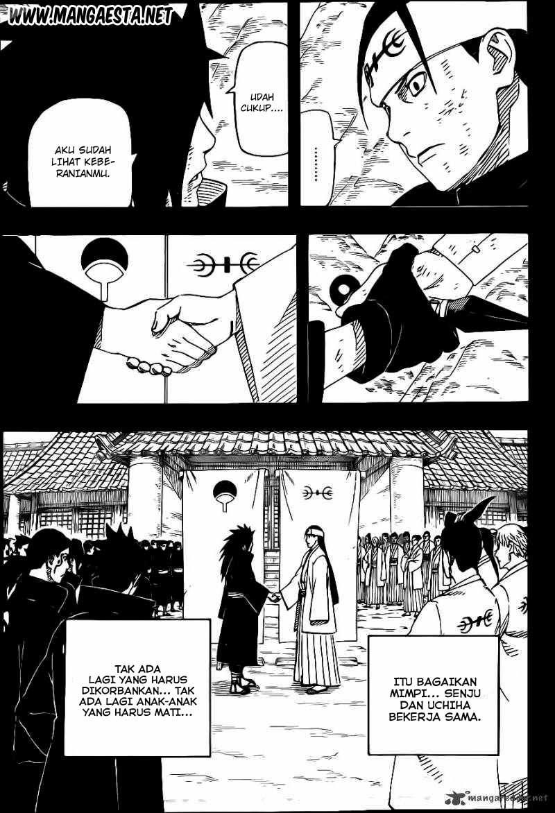 Manga naruto 625 Indonesia