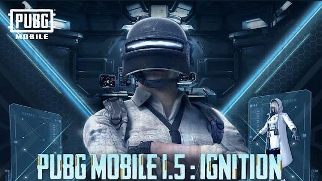 PUBG Mobile 1.5 KR sürüm indir
