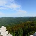 pogled s Kolovratskih stijena