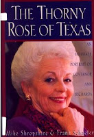 Thorny Rose of Texas: An Intimate Portrait of Governor Ann Richards