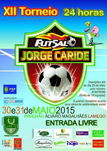 XII Torneio de Futsal - 24horas - Jorge Caride - Lamego - 2015