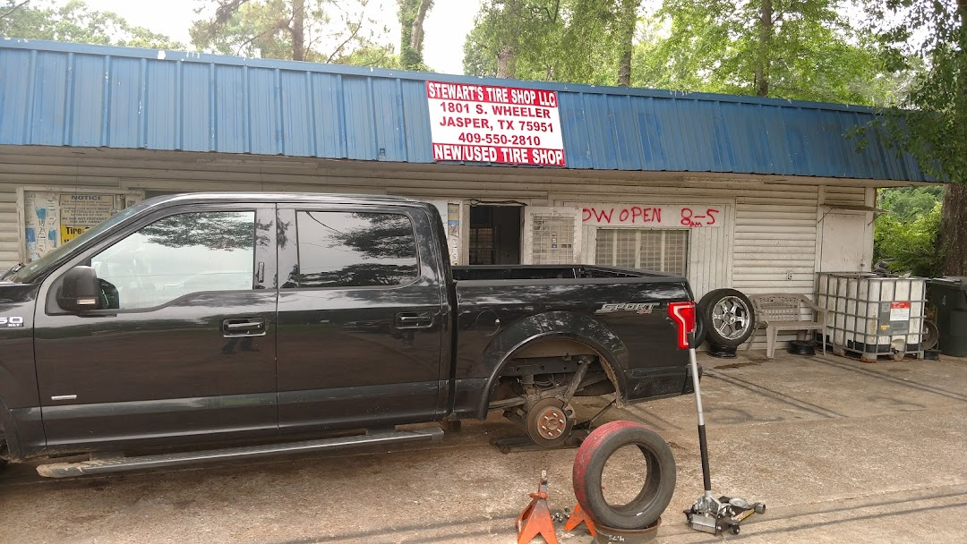Stewart S Tire Shop Llc Tire Shop In Jasper