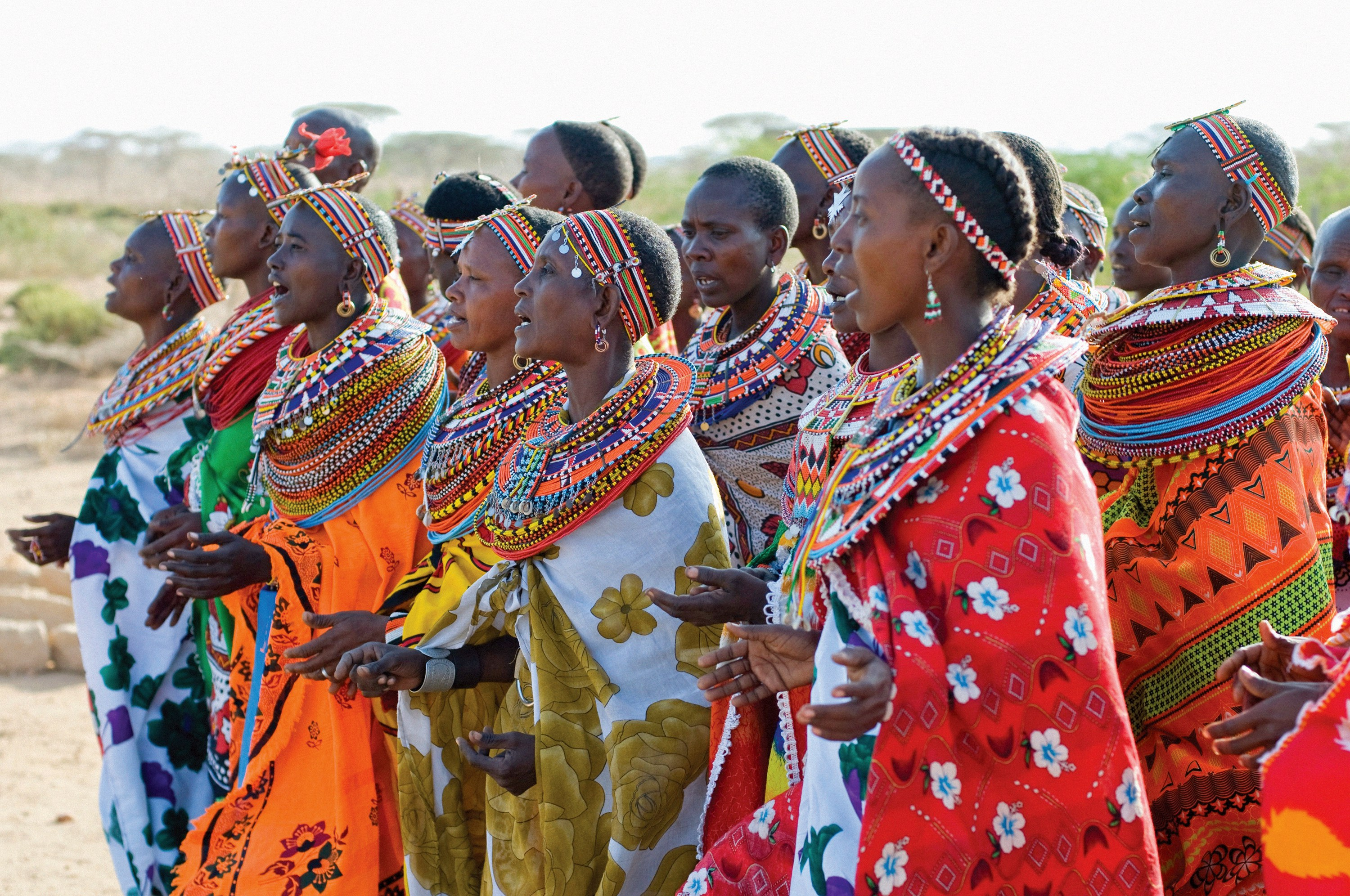 KENYA CLOTHING_WHAT GARMENTS DO KENYANS WOMEN WEAR? THEIR NATIONAL DRESS 1