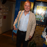 WWW.ENTSIMAGES.COM -    Jonathan Coy  leaving      Relatively Speaking Play at Wyndham's Theatre London August 13th 2013                                           Photo Mobis Photos/OIC 0203 174 1069