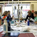 Kinderkunstdag, lekker creatief aan de slag met Atelier ZoGemaakt van Maaike te Harmsel
