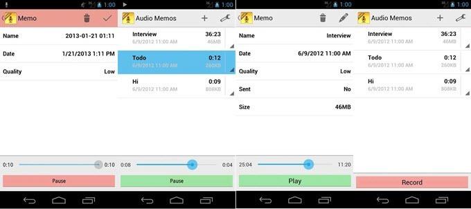 audio-memos