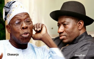 REVEALED: The five strong questions obasanjo bombarded Jonathan with.