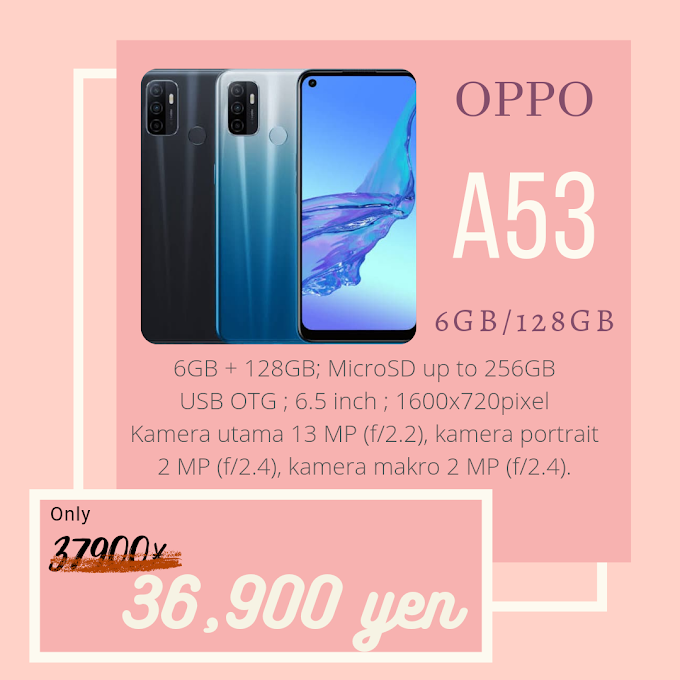OPPO A53 6/128GB