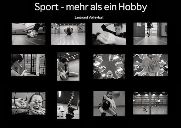 Volleyball- mehr als ein Hobby