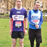 OIC - ENTSIMAGES.COM - Labour's MP Dan Jarvis at the  EIGHT MPS SET TO RUN THE 2016 VIRGIN MONEY LONDON MARATHON 15th April  2016 Photo Mobis Photos/OIC 0203 174 1069