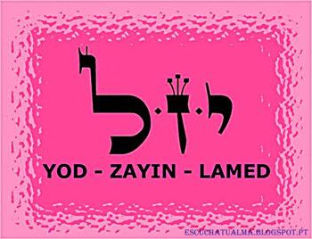 LAMED ZAYIN YOD
