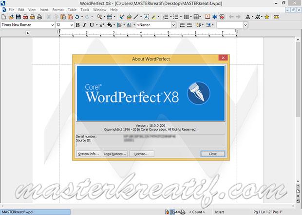 Corel Wordperfect Office X8 Full Keygen Masterkreatif