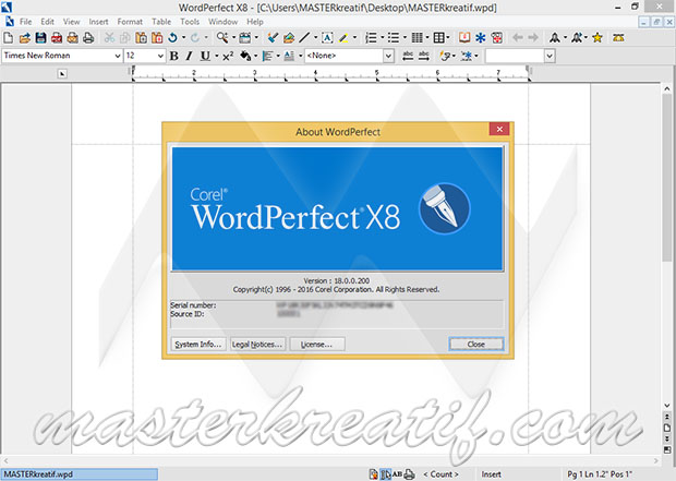 wordperfect suite 8 compatible with windows 10