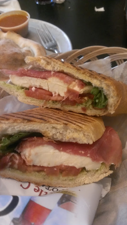 Prosciutto Panini -Scoozi – Boston