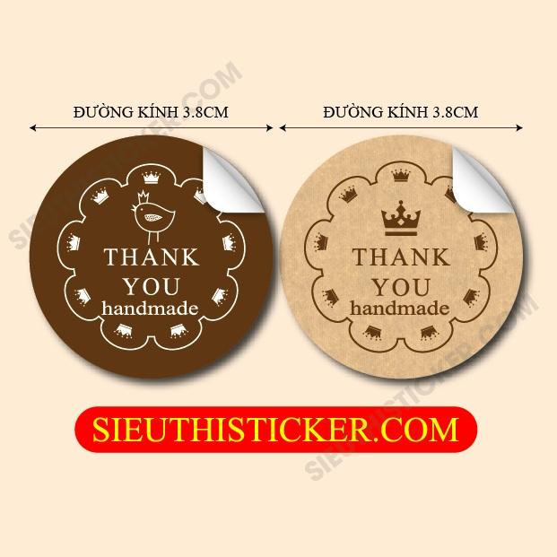 tem kraft thank you vương miện và chim