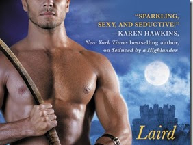 ​Review: Laird of the Black Isle (The MacGregors: Highlander Heirs #7) by Paula Quinn
