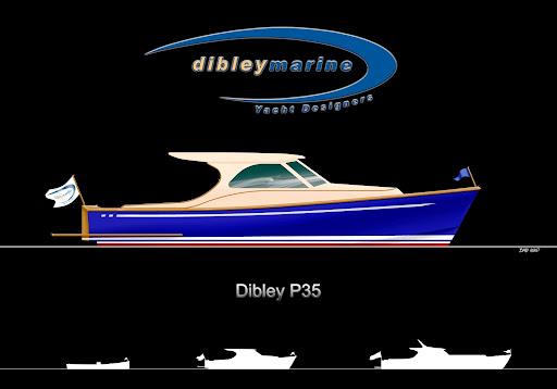 Dibley 35 Picnic Boat