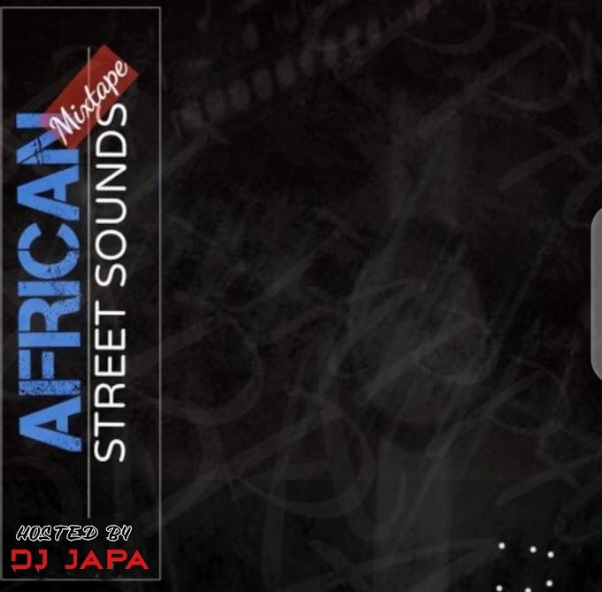 [Mixtape] Dj Japa - African Street Sounds
