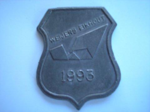 Naam: WeijersPlaats: EikhoutJaartal: 1993
