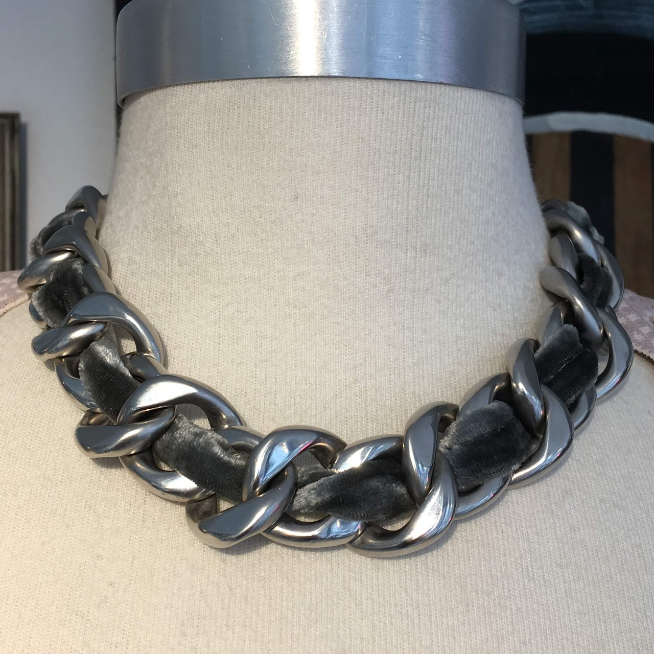 Chanel Chain Necklace