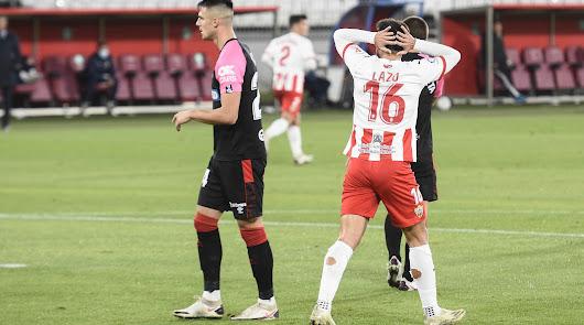 El Almería será el último