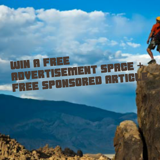 contest, giveaway, free, advertisement space