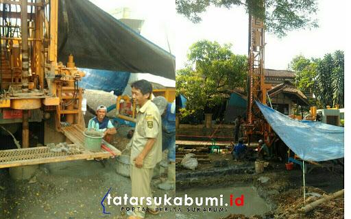 Beberapa Daerah di Sukabumi Dilanda Kekurangan Air Bersih