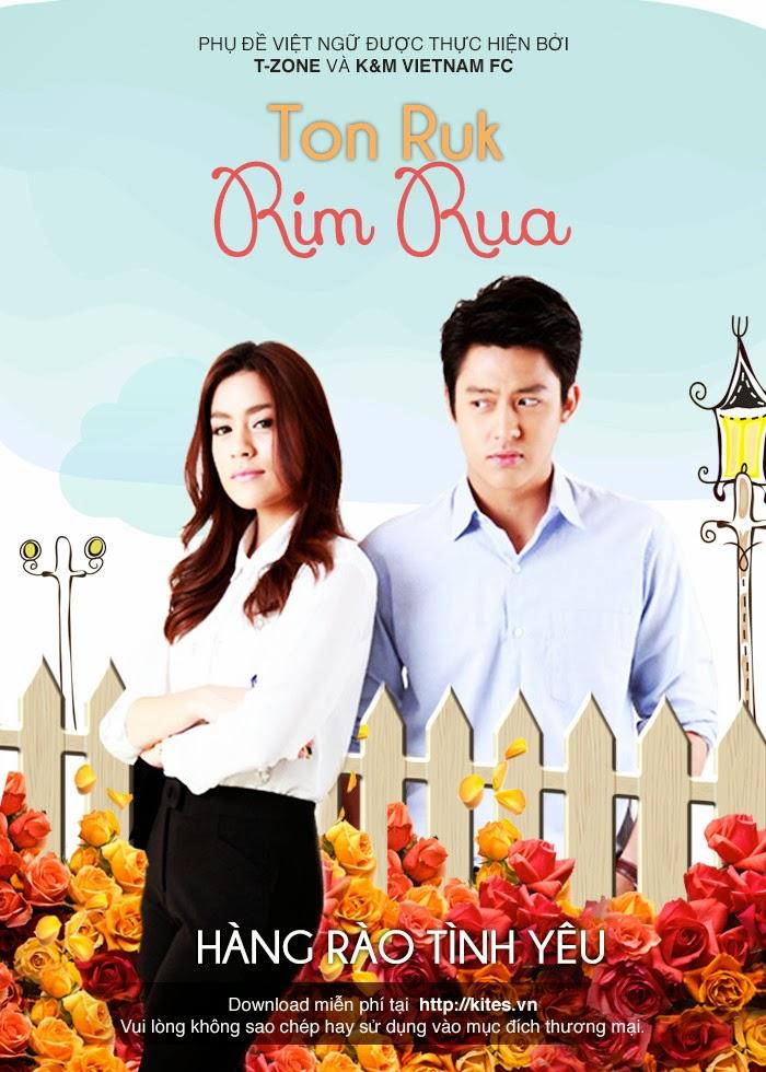 Phim Hàng Rào Tình Yêu - Ton Ruk Rim Rua - Wallpaper