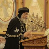 His Holiness Pope Tawadros II visit to St. Mark LA - _09A9210.JPG