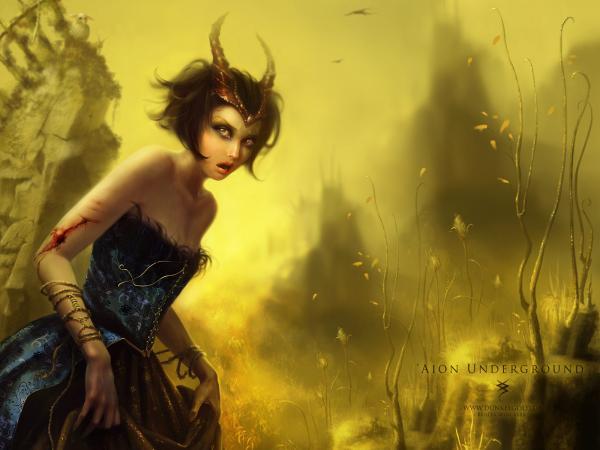 Abyss Of Sad Creature, Demonesses 2