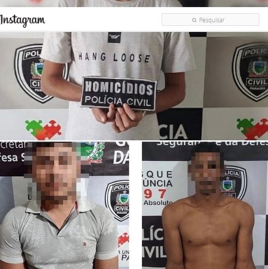 Polícia prende homicidas de praticar chacinas no sertão do Estado