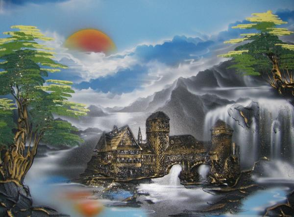Castle On The Sunrise, Magick Lands 2
