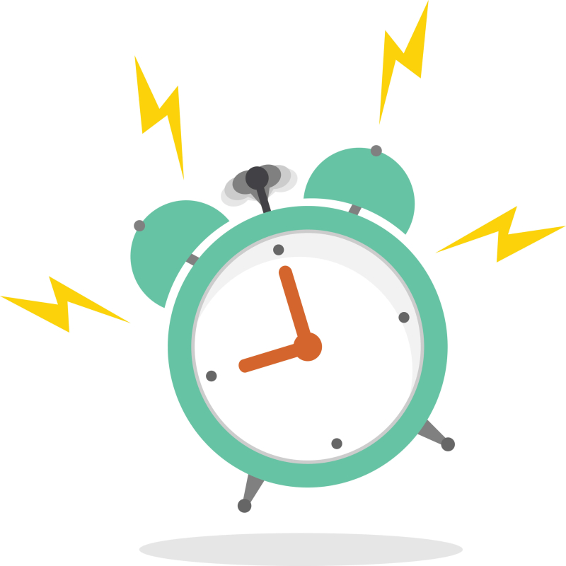 a timer illustration that represents the timer in scratch games