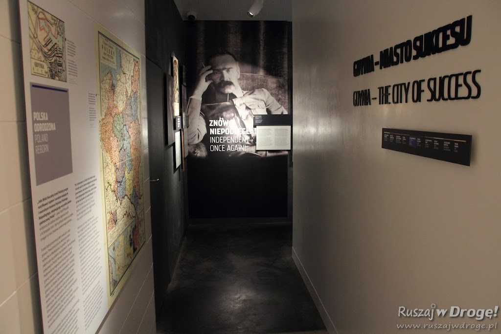 Wystawy o mieście ze snów w Muzeum Emigracji w Gdyni
