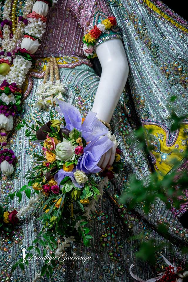 ISKCON Mayapur  Deity Darshan 22 July 2016 (20)