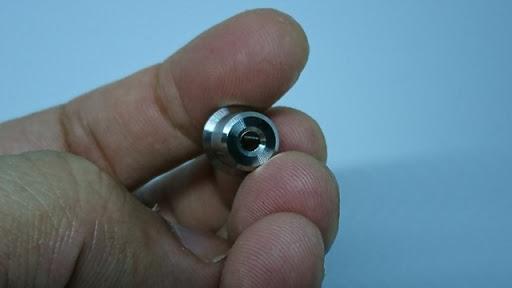 DSC 3782 thumb%255B2%255D - 【DT】CHAD WORKS「QDT」「ちゃどむんDTDXL」レビュー。太いの。細いの。チャドワークスのハイエンドプロダクツを2つコレクション!【ドリップチップ/国産/CHAD WORKS/電子タバコ/VAPE】
