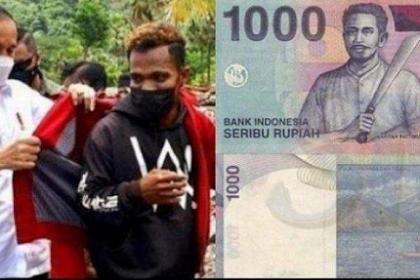 Kesaksian Pemuda NTT Temukan Uang Rp 1.000 Bergambar Pattimura di Jaket Merah Pemberian Jokowi