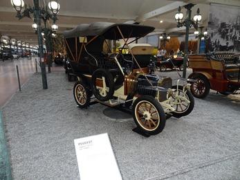2017.08.24-061 Peugeot Tonneau Type VC1 1907