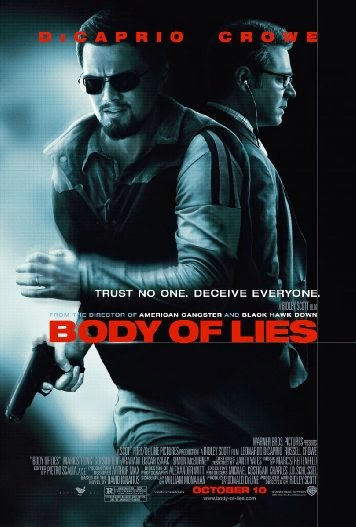 Poster Of English Movie Body of Lies (2008) Free Download Full New Hollywood Movie Watch Online At Alldownloads4u.Com