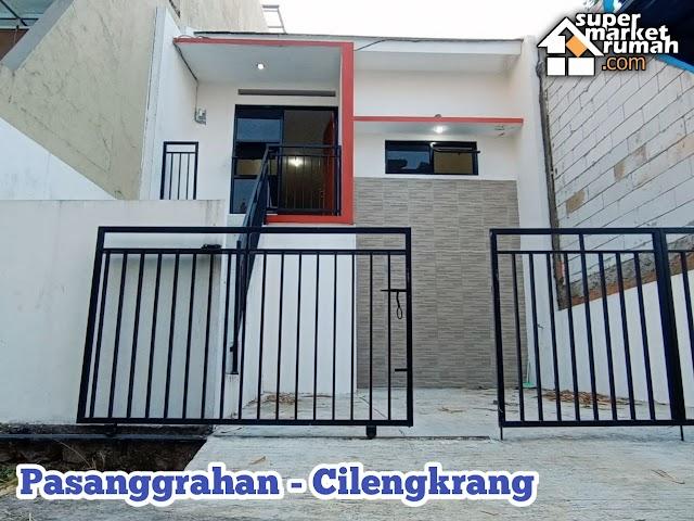 Sisa 1 unit rumah super keren, tetangganya para pejabat Pemkot,  TNI, Polri, Dosen, Pengacara. Mau?