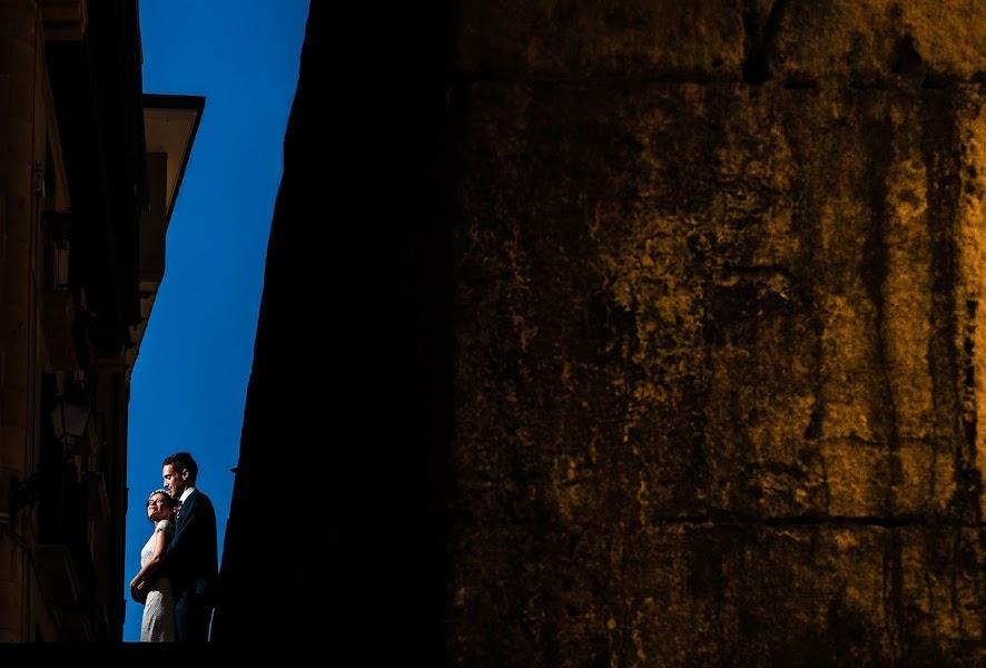 Wedding photographer Unai Perez (mandragorastudi). Photo of 03.08.2016