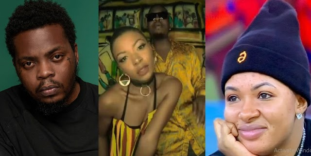"""I was the video vixen that fans insulted in Olamide song """"Konkobility"""" – Liquorose reveals, Saskay, others react (Photos/Video)"""