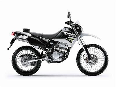 Kawasaki KLX 250 Sepeda Motor Injeksi