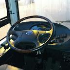 Het dashboard van de BLK Ginaf zero emission