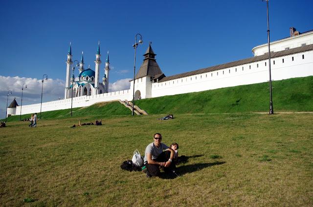 Kremlin de Kazán.
