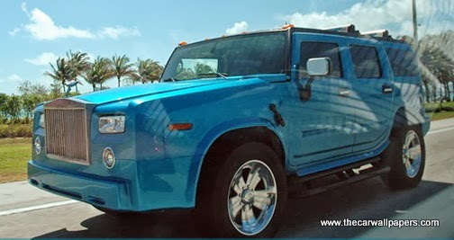Worst Pimped Up Vehicles