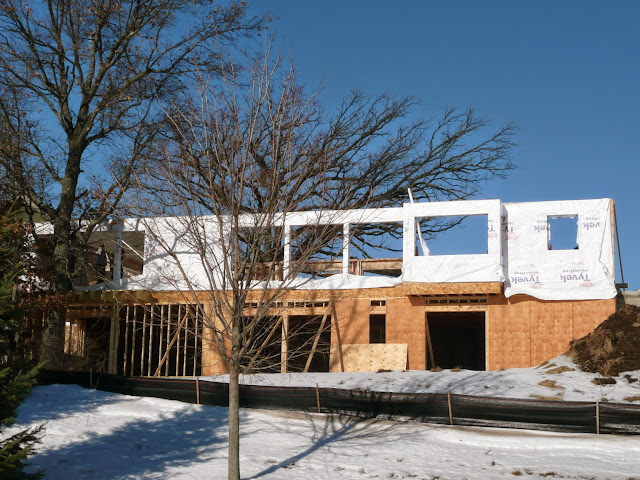Building of new home in Waukesha, WI - P1030333.JPG
