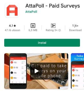 Cara Mendapatkan Uang Dari Apk android