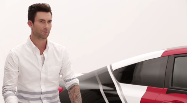 Maroon 5's Adam Levine Talks Honda Summer Music Tour and The Custom M5 Civic Si Coupe